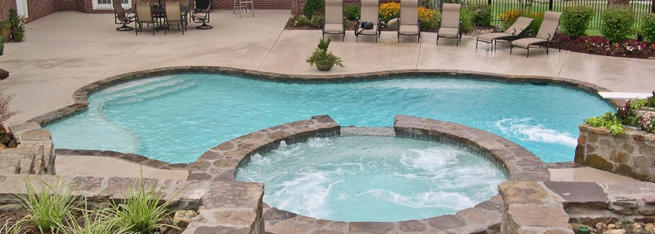 Knoxville gunite swimming pools maryville custom pools for Pool design knoxville tn