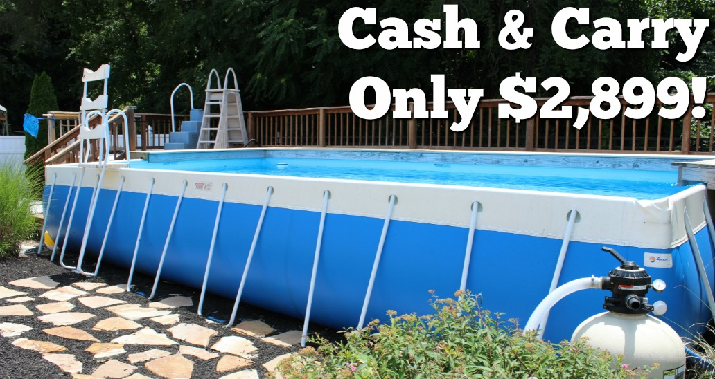 Splash SuperPool on Super Sale
