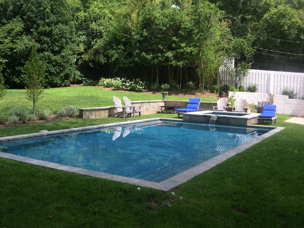 Backyard Pool Exercises the 3 low impact cardio pool workouts | pool builders in knoxville