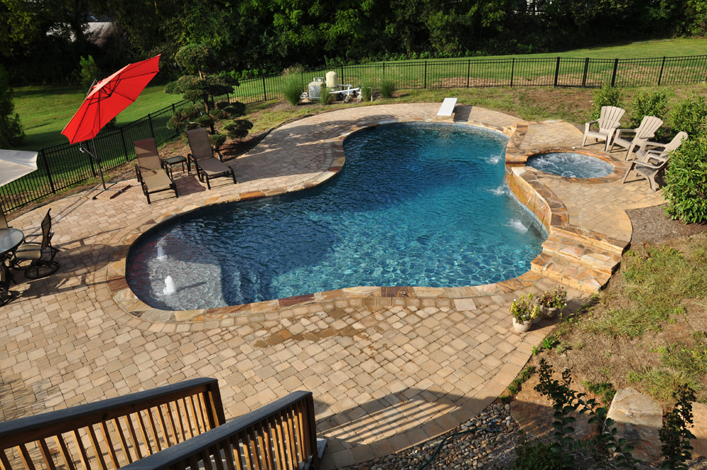 Enjoy Healthy Living With An Inground Pool Above Ground Pool Or Hot Tub In Knoxville