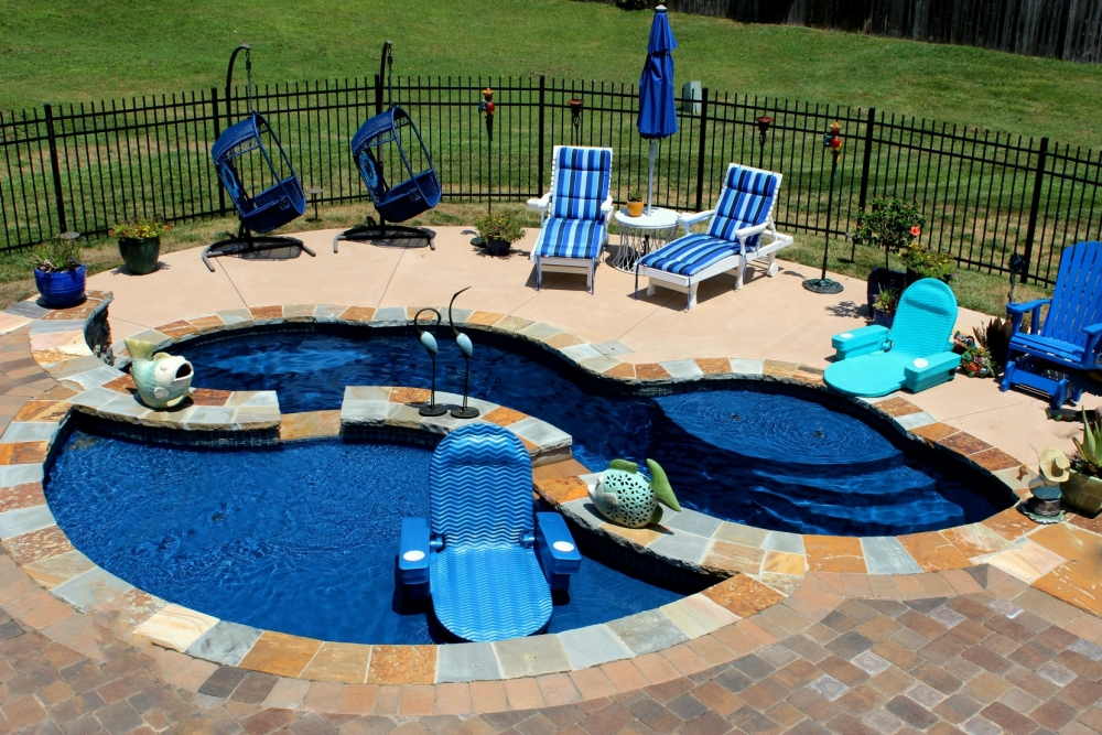 Best time to build an inground pool knoxville new pool for Pool time pools